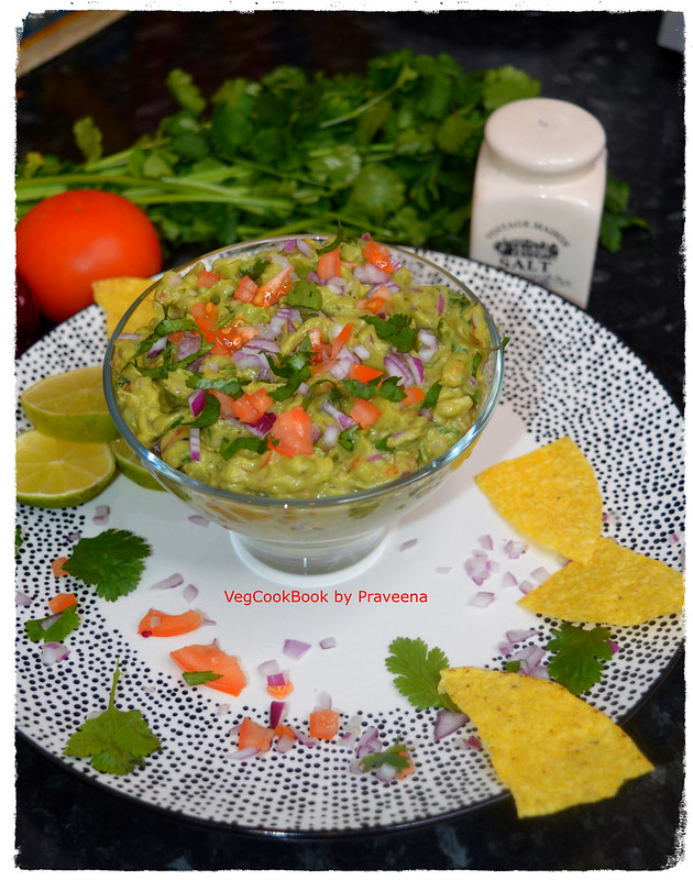 guacamole plant based oil free dip