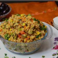 Bulgar Wheat / Godhumanooka / Dalia Pulao