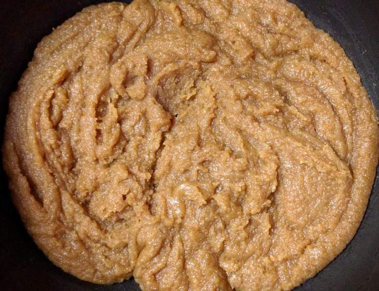 Atte Ka Halwa Recipe Instructions