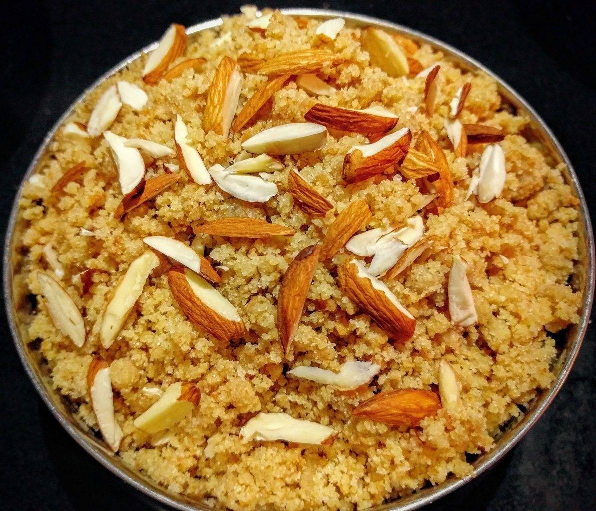 Churma Recipe
