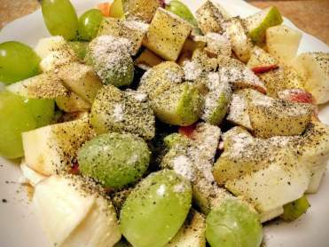 Fruit Chaat Recipe Instructions