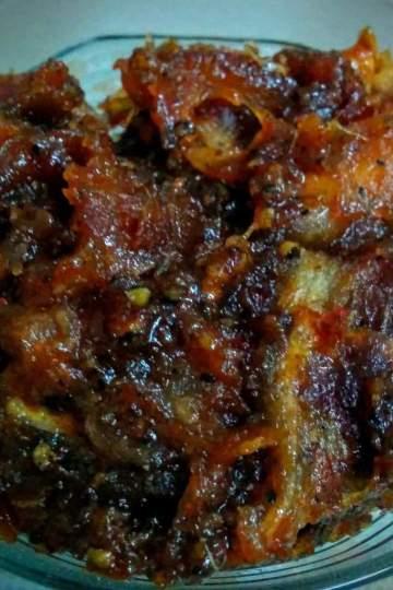 Dates Pickle   Khajur Ka Achar Recipe