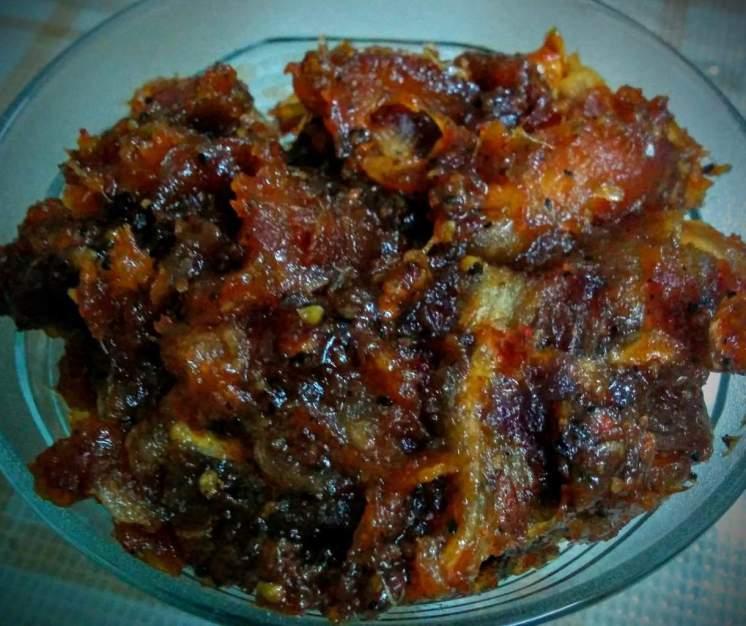 Khajoor Ka Achar Recipe