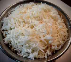 Basic White Rice Recipe