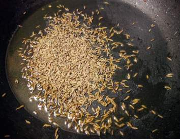 Bhindi Masala Recipe Instructions