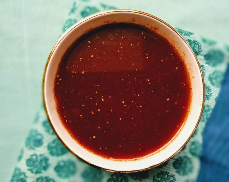 Tamarind Chutney Recipe Step By Step Instructions