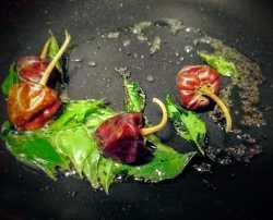 Brinjal Sambar or Kathirikai Sambar Recipe VegeCravings