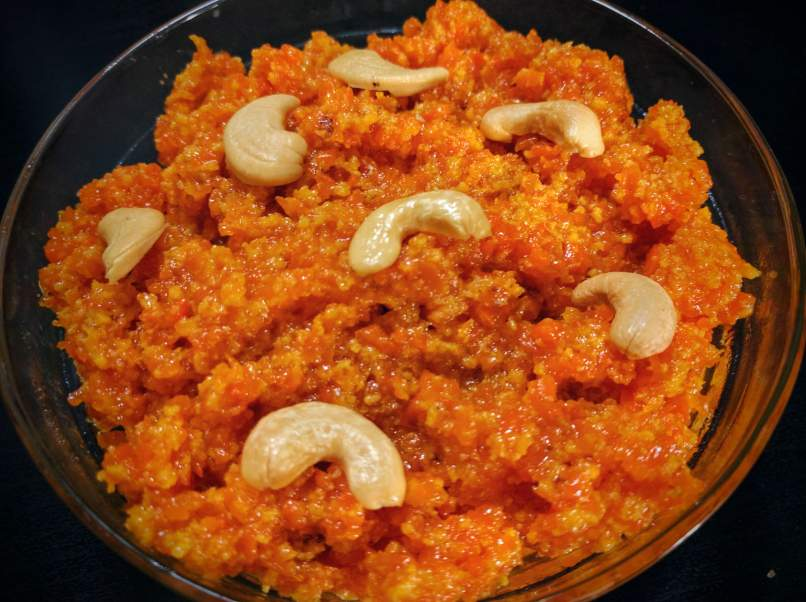 Gajar Halwa Recipe Step By Step Instructions