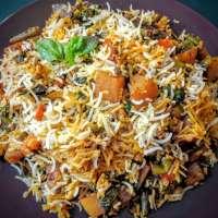 Veg Biryani Recipe | Hyderabadi Veg Dum Biryani