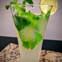 Virgin Mojito Recipe | Mint Lime Mojito