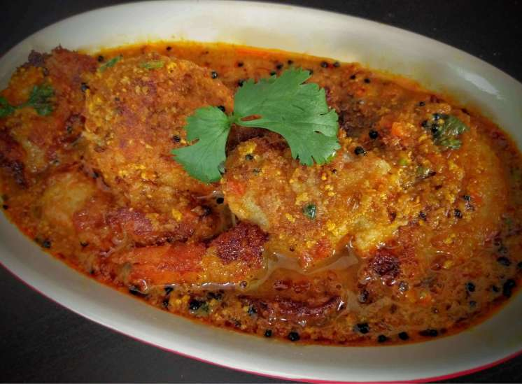 Achari Arbi Recipe Step By Step Instructions