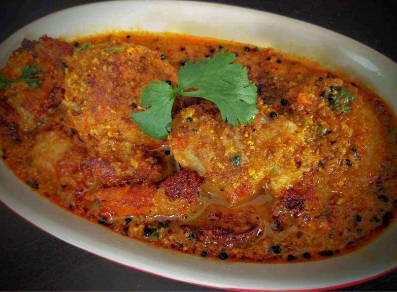 Achari Arbi Recipe Step By Step Instructions