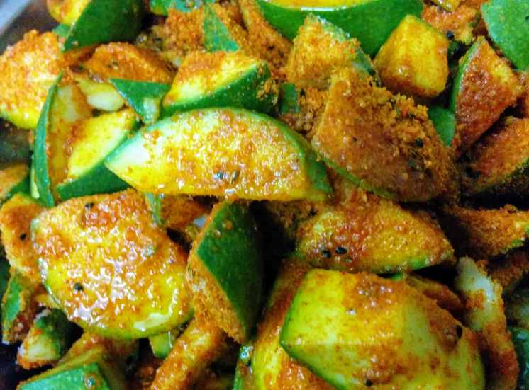 Mango Pickle Recipe Step By Step Instructions 5