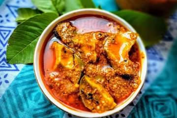 Mango Pickle Recipe Step By Step Instructions 7