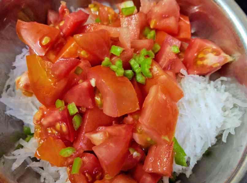 Mooli Ki Churi Recipe Step By Step Instructions 3