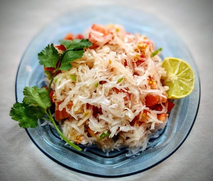 Mooli Ki Churi Recipe Step By Step Instructions