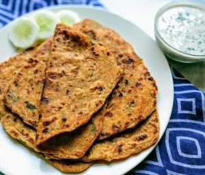 Mooli Paratha Recipe Step By Step Instructions