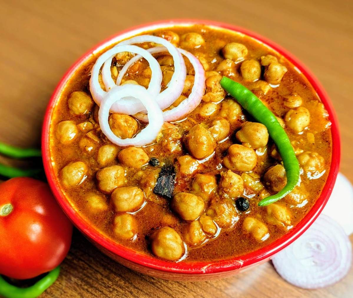 Chole Recipe (Punjabi Chana Masala)