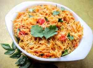 Semiya Upma Recipe Step By Step Instructions