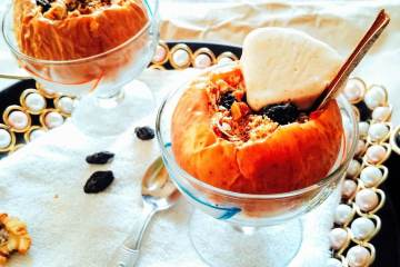 Baked Apples Recipe Step By Step Instructions