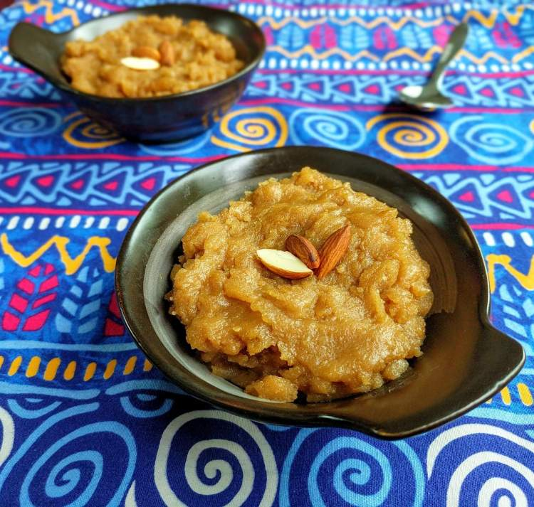 Atte Ka Halwa Recipe Step By Step Instructions