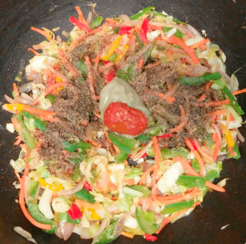 Veg Hakka Noodles Recipe with Step By Step Instructions 12