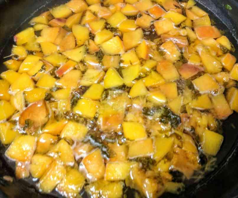 Peach Lemonade Recipe Step By Step Instructions 5