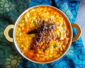 Dal Tadka Recipe Step By Step Instructions