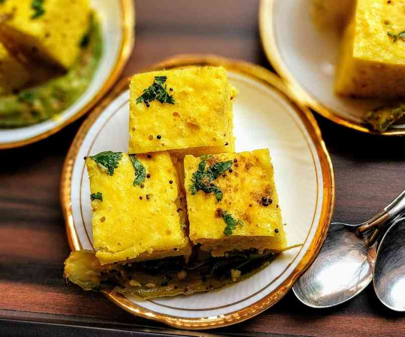 Khaman Dhokla Recipe Step By Step Instructions