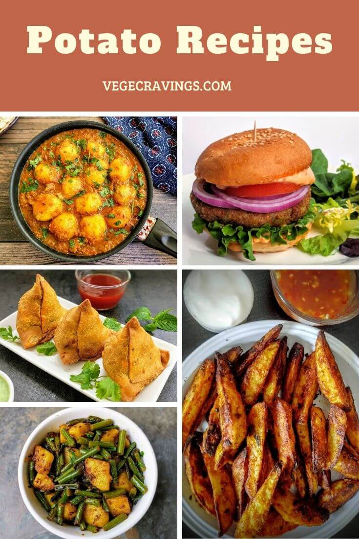 Potatoes are one of the most versatile ingredients used in both snacks and main course dishes. Explore our list of Indian veg potato recipes.