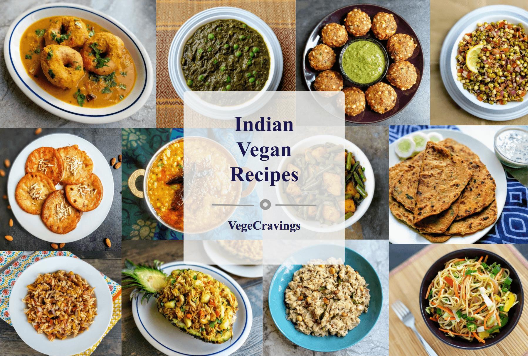 Vegan Recipes Collections