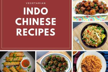 Indo Chinese Recipes Collection