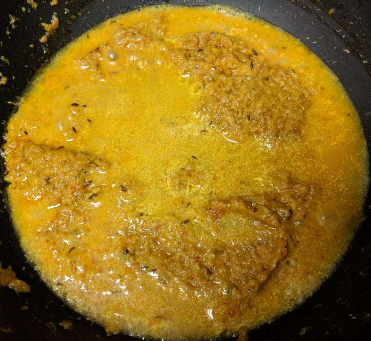 Matar Paneer Recipe Step By Step Instructions 7