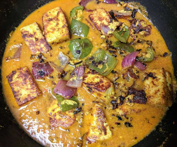 Paneer Tikka Masala Recipe Step By Step Instructions 15