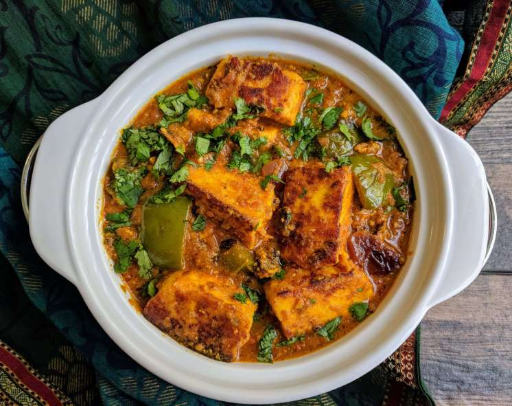 Paneer Tikka Masala Recipe Step By Step Instructions
