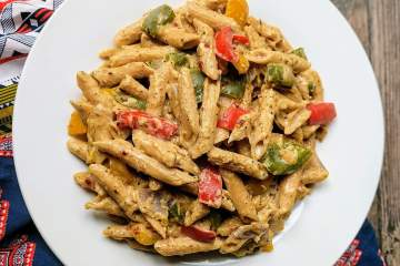 White Pasta Sauce Recipe Step By Step Instructions