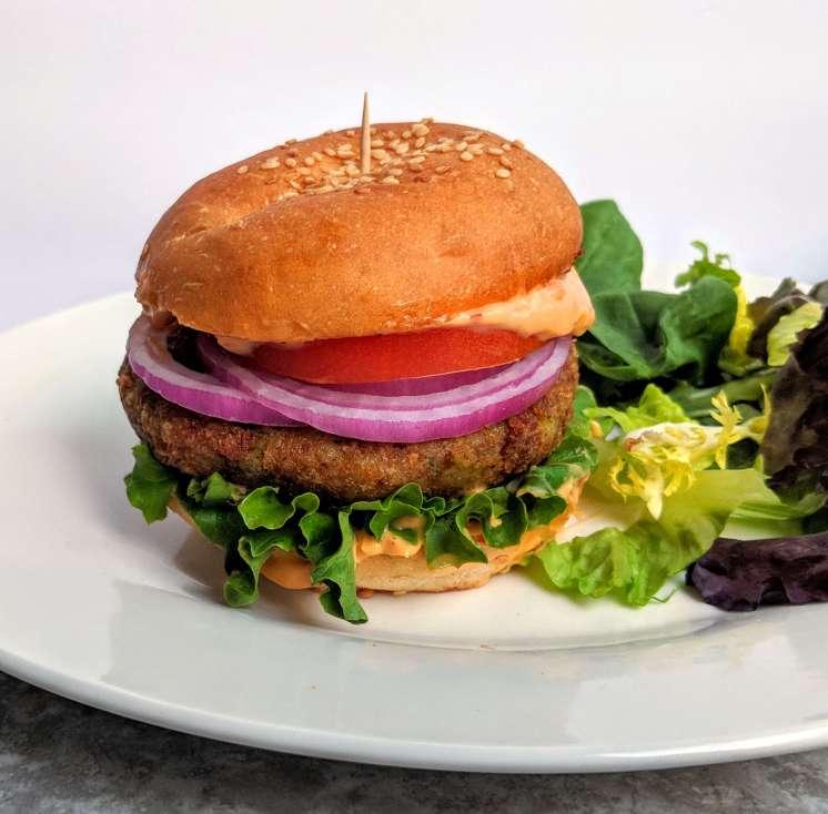 Veggie Burger Recipe Step By Step Instructions