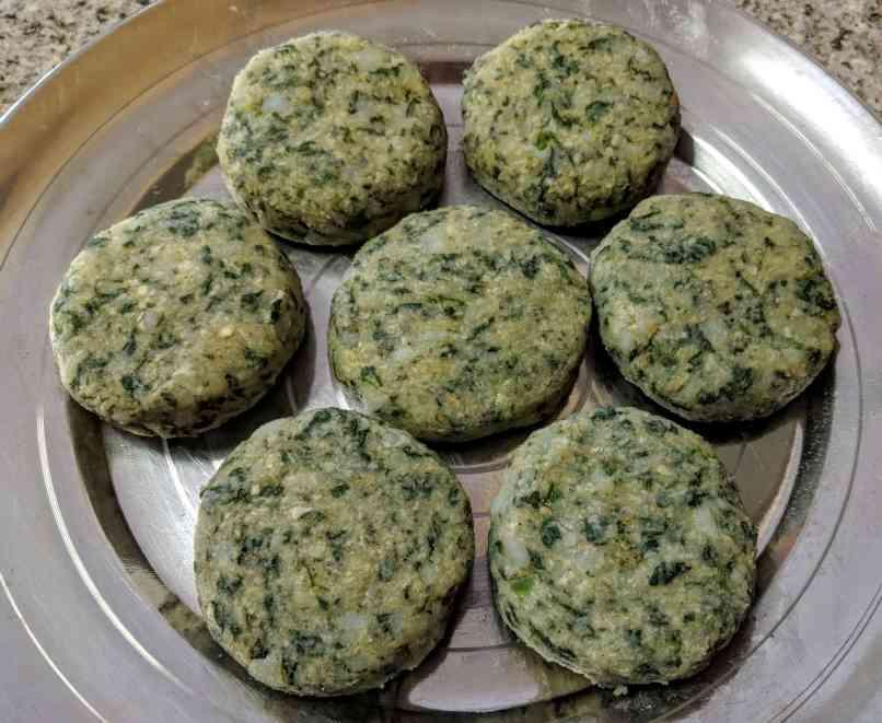 Hara Bhara Kabab Recipe Step By Step Instructions 9
