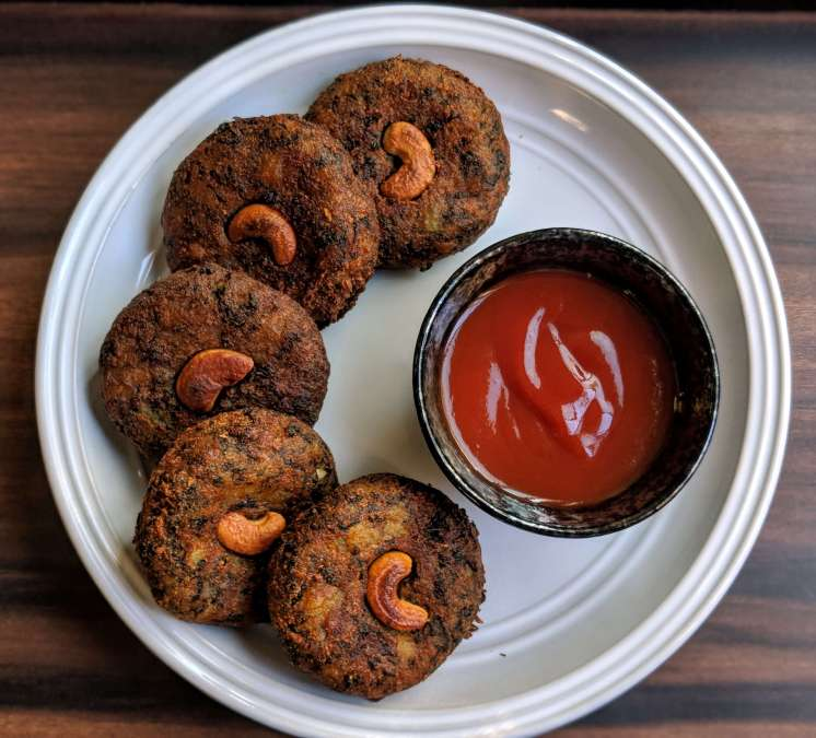 Hara Bhara Kabab Recipe Step By Step Instructions
