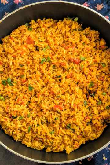 Tomato Rice Recipe Step By Step Instructions