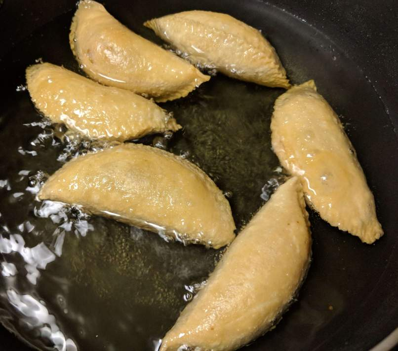 Gujiya Recipe Step By Step Instructions 19