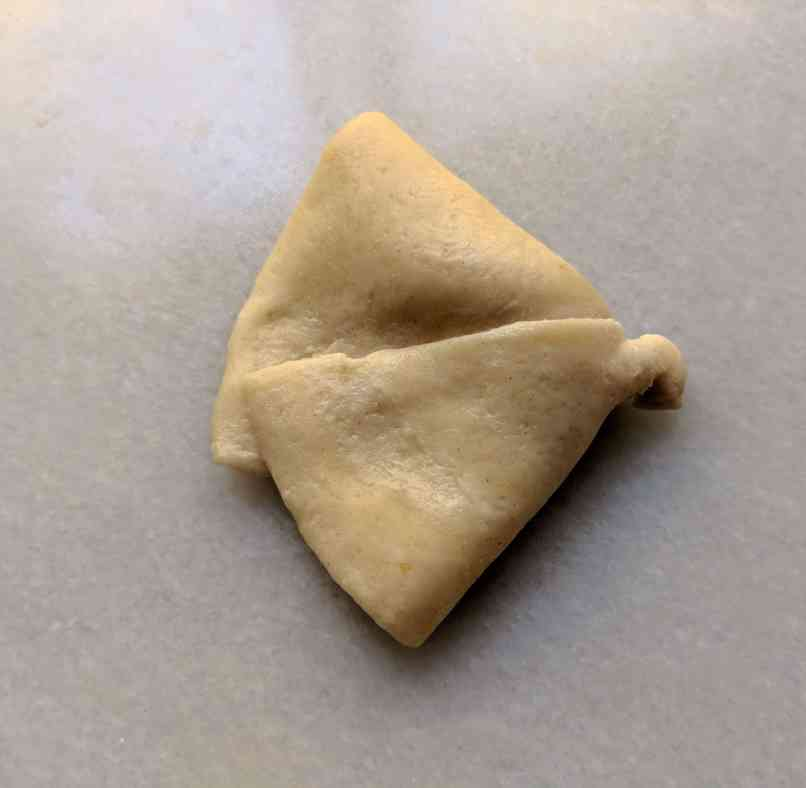 Mawa Samosa Recipe Step By Step Instructions 12