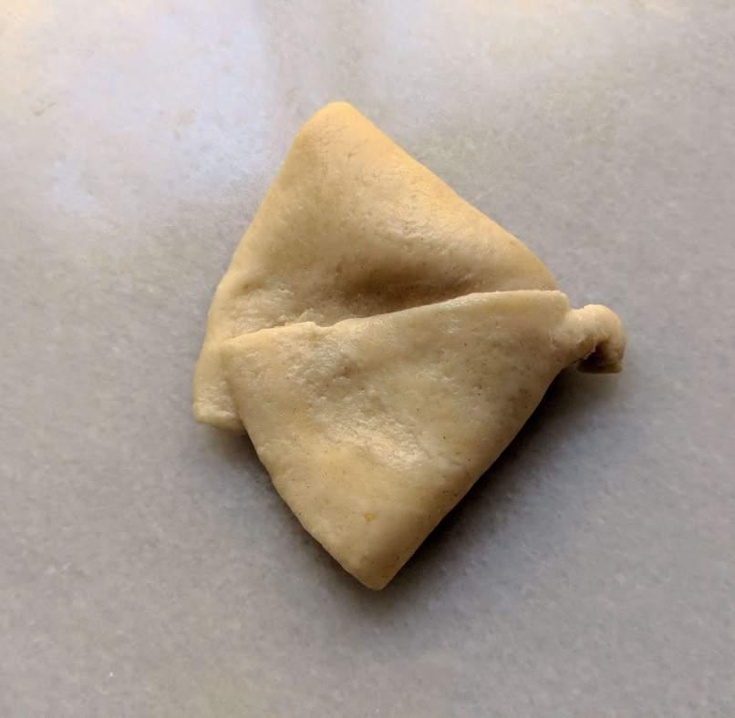 Mawa Samosa Recipe Step By Step Instructions 12