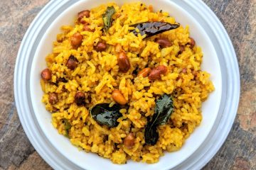 Pulihora | Tamarind Rice Recipe Step By Step Instructions