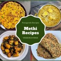 Methi Recipes   7 Indian Fenugreek Recipes