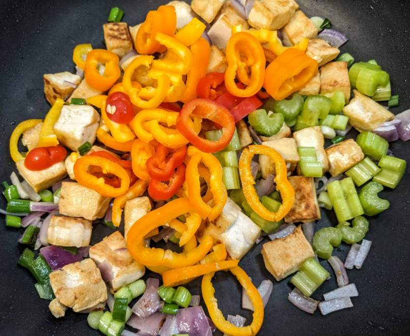 Kung Pao Tofu Recipe Step By Step Instructions 5