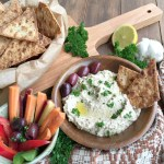Baba Ganoush – Fire Roasted Eggplant Dip