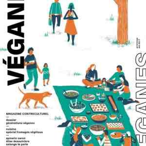 Véganes – magazine contreculturel – un magazine à (re)découvrir