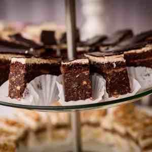 Brownie estival aux noix