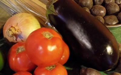 Eggplant Lasagna 2 Ways / Vegan and Vegetarian